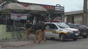 Acerto de contas termina com dois mortos em Curitiba Video: