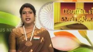 Público aprova trabalho de 1ª âncora transexual da Índia Video:
