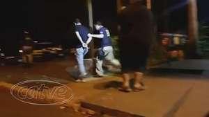 Criminosos que atiraram em PRF são presos na BR 277 Video: