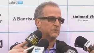 Grêmio: ex-presidente Duda Kroeff assume assessoria de futebol Video: