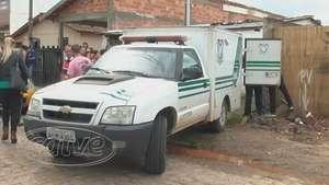 Rapaz é morto a tiros dentro de casa em Pinhais Video: