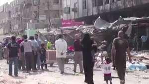 Novo atentado deixa três mortos e oito feridos em Cabul Video: