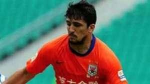 Aloisio Boi Bandido marca de novo na Copa da China; veja gol Video: