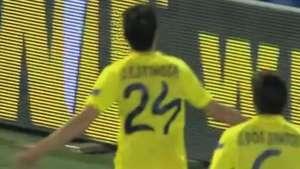 Veja os gols de Villarreal 4 x 0 Apollon pela Liga Europa Video:
