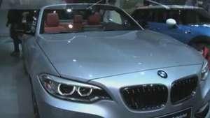 Mais um olé alemão, BMW Série 2 conversível é o destaque Video: