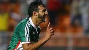 Matador! Henrique faz três gols em goleada do Palmeiras Video: