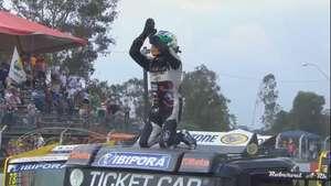 Fórmula Truck: Roberval Andrade volta a vencer após quase quatro anos Video: