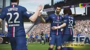 Fifa 15: veja códigos para as comemorações de gols Video: