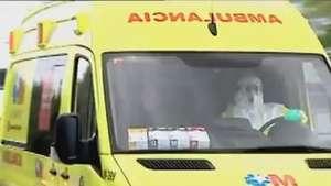 Testes em suspeitos de terem Ebola na Espanha dão negativo Video: