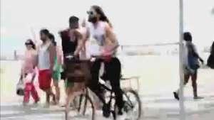 Acompanhe Jared Leto curtindo o Rio de Janeiro Video: