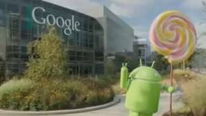 Google lança Android 5.0 Lollipop e novo smartphone Video: