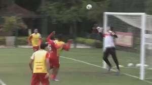 De placa! Ceni e M. Bastos protagonizam golaço no São Paulo Video: