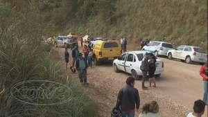 Dois jovens morrem após troca de tiros com a polícia em Itaperuçu Video: