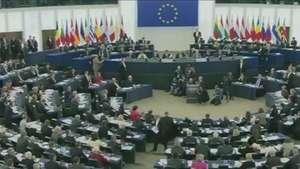 Parlamento Europeu aprova nova Comissão  Video: