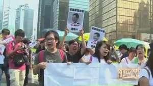 Estudantes de Hong Kong ameaçam abandonar diálogos Video: