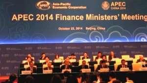 Ministros da Apec se preocupam com economia mundial Video: