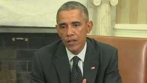 Obama afirma que está otimista sobre Ebola Video: