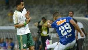 Retranca de adversários preocupa Cruzeiro para últimos jogos Video:
