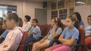 Estudantes da Escola Antônio Rockenbach visitam a Câmara de Marechal Video: