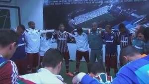 Veja bastidores de Santos 0 x 1 Fluminense pelo Brasileiro Video: