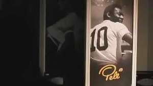 Santos conta a história da camisa 10 em homenagem a Pelé Video: