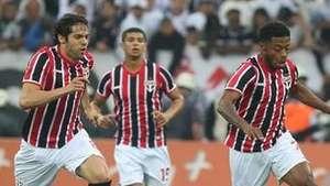 Michel Bastos comemora ausência de Kaká e Souza na Seleção Video: