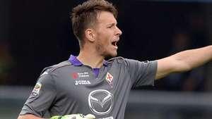 Fiorentina: Neto projeta temporada no Italiano e Liga Europa Video: