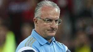 Técnico do Palmeiras elogia atitude de Dunga, Gallo e CBF Video:
