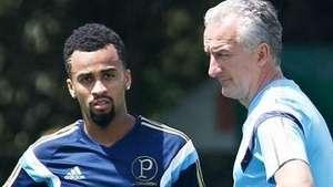 Palmeiras: Dorival Jr. pede paciência da torcida com Wesley Video: