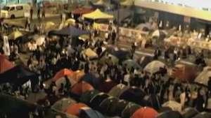 Estudantes convocam referendo em Hong Kong  Video: