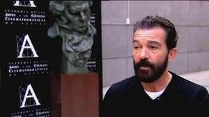 Banderas diz que prêmio Goya por sua carreira é um estímulo Video: