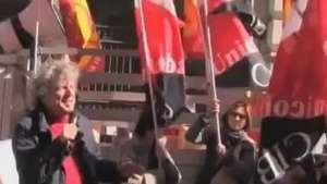 Itália enfrenta greve do transporte em diversas cidades Video: