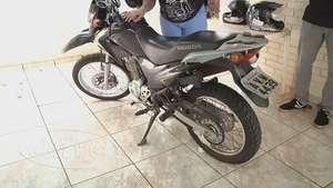 Policiais Militares recuperam moto que foi furtada na Neva Video: