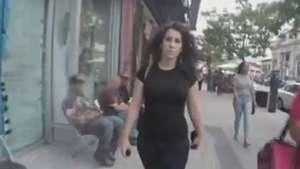 Vídeo mostra assédio sofrido pelas mulheres nas ruas de NY Video: