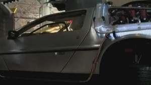 De volta para o Salão do Automóvel: feira recebe DeLorean Video: