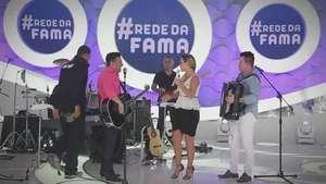 Eliana canta com Bruno e Marrone. Veja os melhores momentos no making of Video: