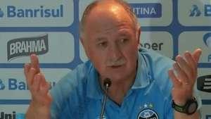 Técnico do Grêmio revela