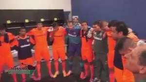Veja os bastidores do Fluminense na vitória sobre o Goiás Video: