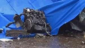 Família morre em acidente na BR 163 Video:
