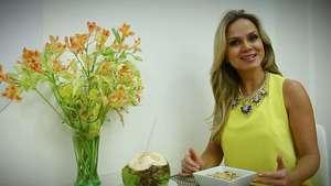 Dica da Eliana: aprenda a fazer a receita de macarrão light e nutritivo Video:
