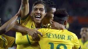 Firmino: veja gols do novo xodó de Dunga na Seleção  Video: