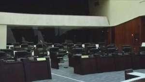 Deputados realizam sessão secreta na ALEP Video: