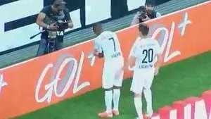 Brasileirão 2014: veja os gols de Atlético-PR 1 X 1 Santos Video: