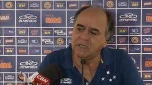 Cruzeiro: Marcelo Oliveira comenta vitória em Porto Alegre Video: