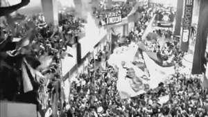 Corinthians relembra invasões para homenagear torcida fora Video: