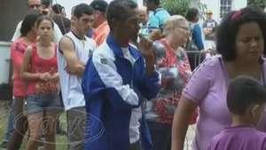 Mutirão da cidadania é realizado em Foz do Iguaçu Video: