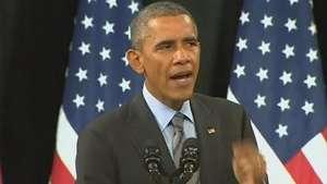 Obama defende pacote de medidas migratórias Video: