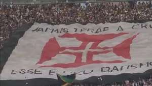 Sob vaias, Vasco empata em Maraca lotado e volta à Série A Video: