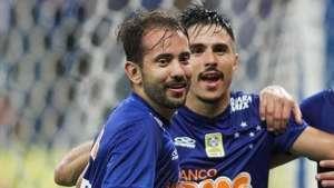 Cruzeiro campeão: com gol decisivo, Everton Ribeiro comemora Video: