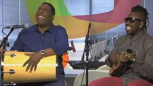Sucesso dos anos 90, Netinho e amigos cantam 'Cohab City' Video: